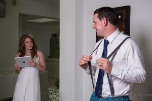 The Wedding of Tom and Jayne