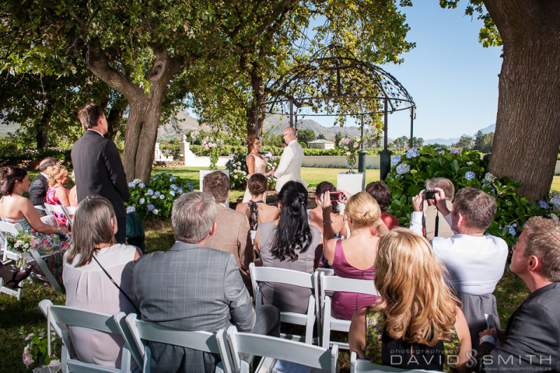 The Wedding of Frank and Åsne